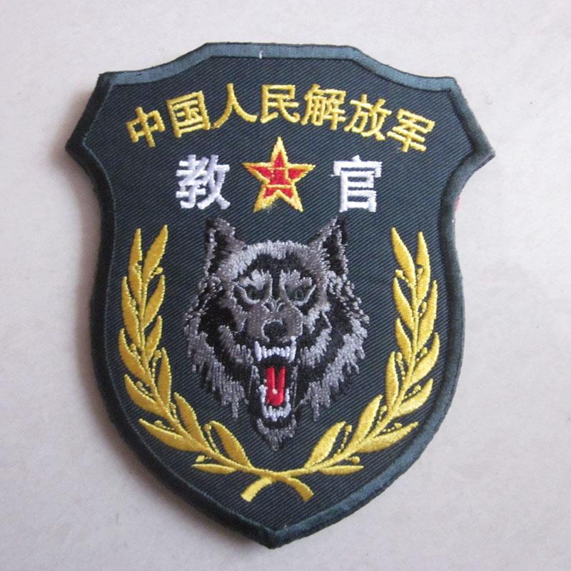 中国狼牙特种部队 的英文字母简称
